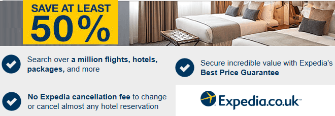 Expedia UK Vouchers